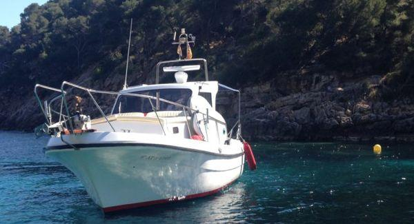 Alquiler de barcos en Port de Pollença